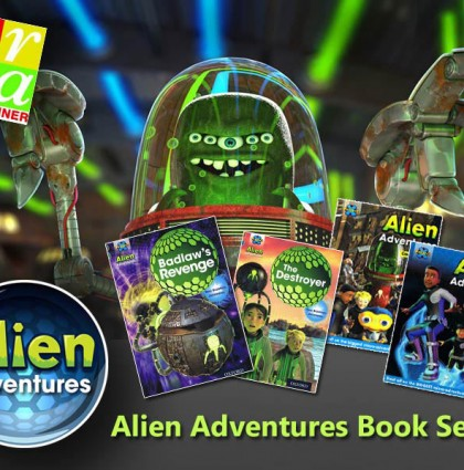 OUP Alien Adventures Book Project