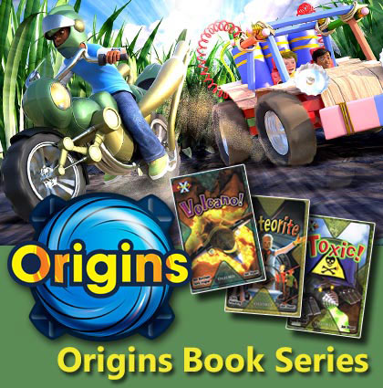 Origins Book Project