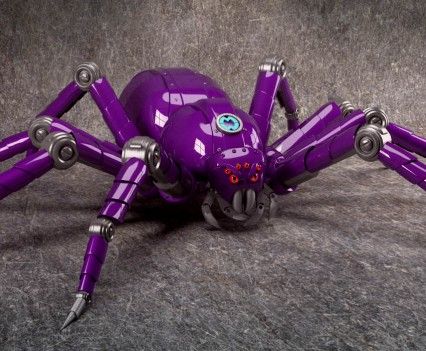 Spider Bite 3d model from the Code Book Series