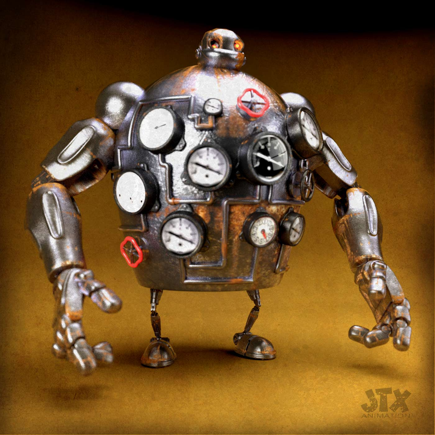Steam Bot