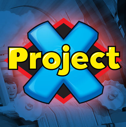 Project X Book Series